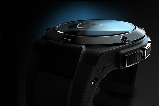 HP's new smartwatch actually looks good