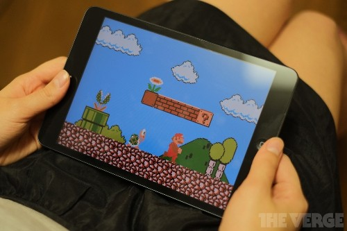 A link to the past: why Nintendo won't make games for smartphones