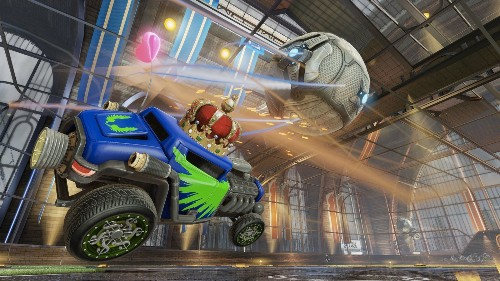 New Rocket League patch goes after players who quit out of ranked matches