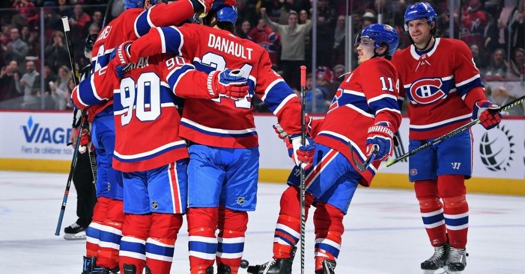 Meet the new Habs, same as the old ... Bruins?