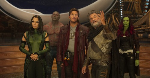 Guardians of the Galaxy Vol. 2's five different credits scenes, explained