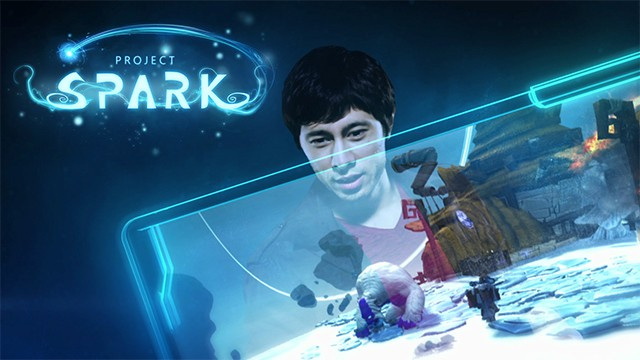 Microsoft's 'Project Spark' beta launches in October, lets anyone create a game