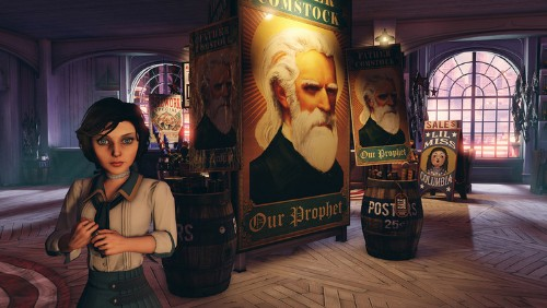 'Bioshock Infinite' creative director Ken Levine talks about how to build a world