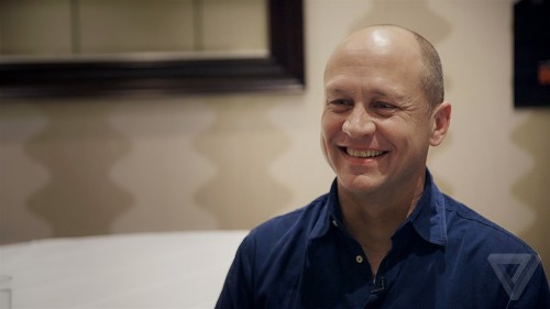 Mike Judge thinks we're doomed