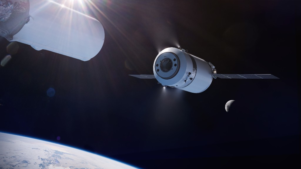 NASA tasks SpaceX with sending cargo and supplies to future lunar space station