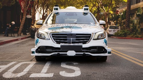 Mercedes-Benz and Bosch are testing self-driving taxis in San Jose