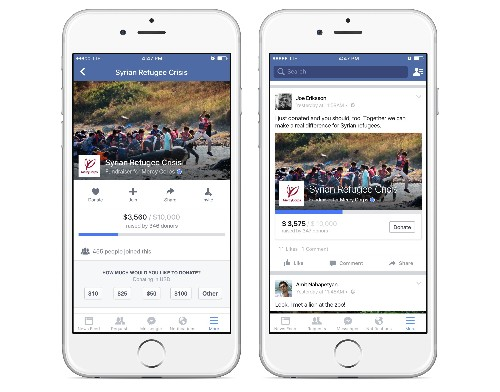 Facebook's new fundraiser tool makes it easier for nonprofits to raise money