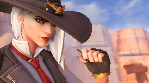 Overwatch's new 'role queue' feature lets you play the hero you want
