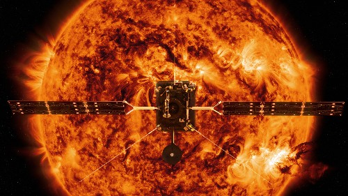 A new spacecraft is journeying to the Sun to get a never-before-seen look at the star's poles