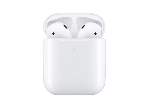 Apple's new AirPods come with a wireless charging case, Hey Siri support, and more battery life