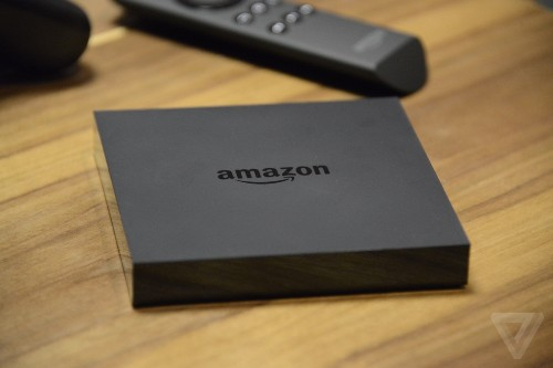 Amazon Fire TV hands-on: Prime comes to your living room