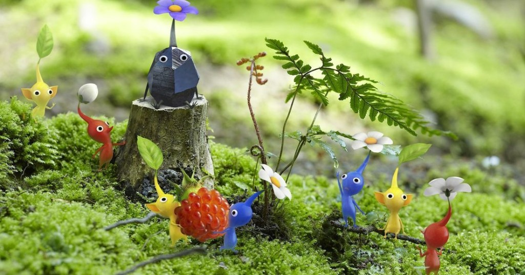 Pikmin 3 is coming to Nintendo Switch in October with all DLC and a new co-op mode