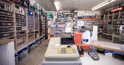 What it costs to run an independent video game store