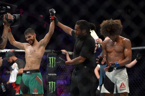 UFC Fight Night 92 does 863,000 viewers against the Olympics
