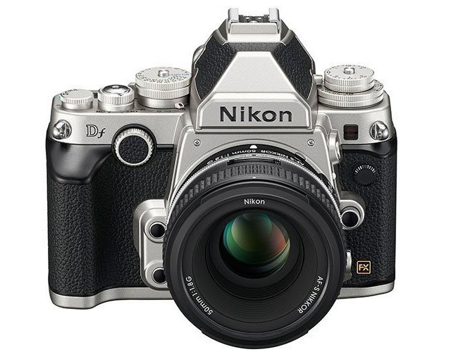 Nikon's new full-frame camera leaks out with glorious retro styling