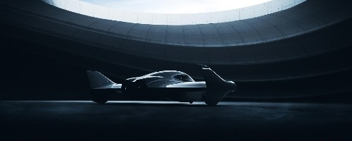 Porsche teams up with Boeing to build flying cars for rich people