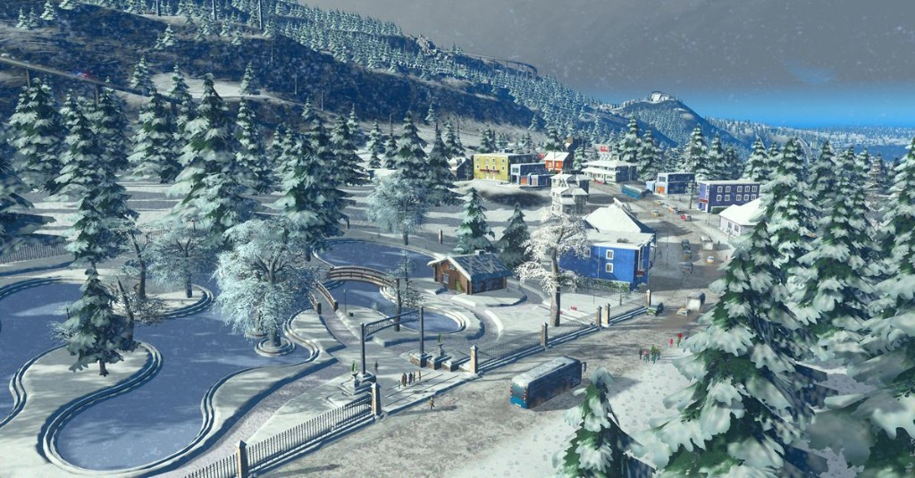 Pay what you want for this Cities: Skylines bundle