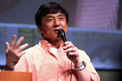 Jackie Chan planning 'JC World' theme park to show off ancient Chinese architecture