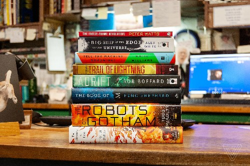 The 13 enthralling science fiction and fantasy books you need to check out this June