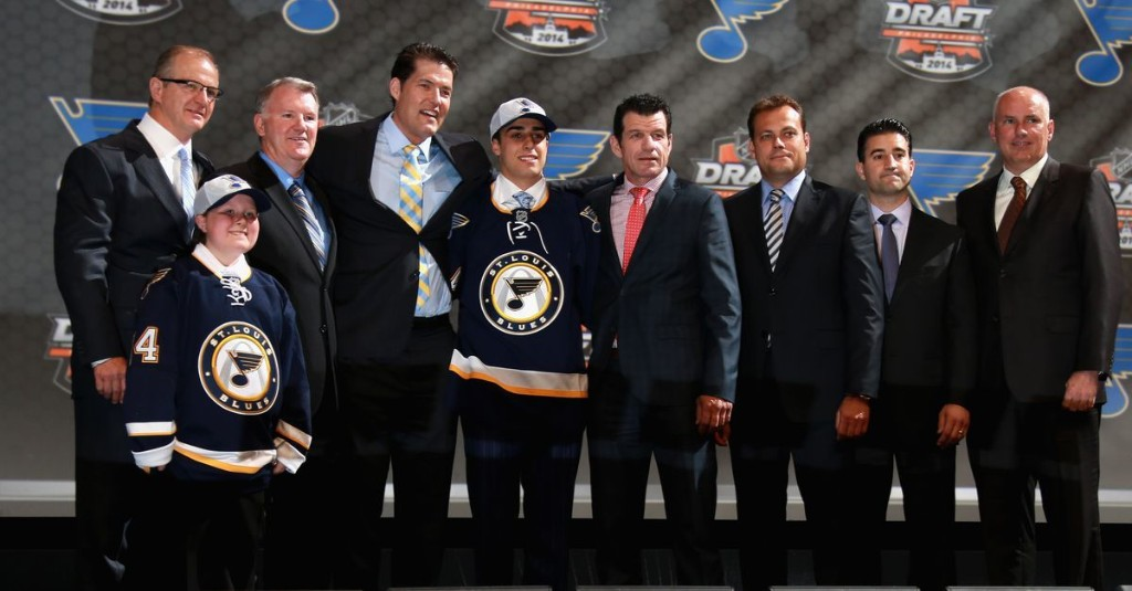 Blues Assistant General Manager Bill Armstrong offered job as new Coyotes GM