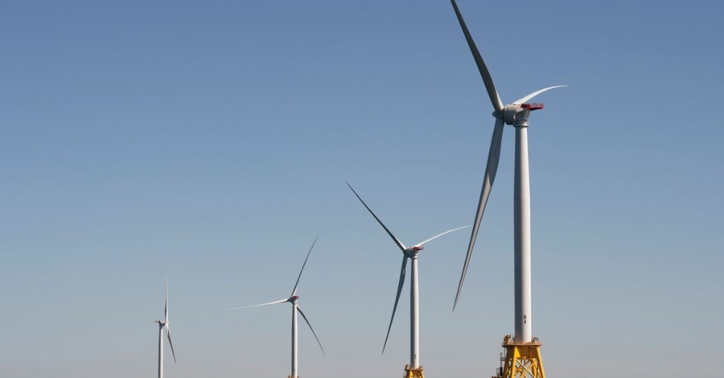 GE plans to give offshore wind energy a supercomputing boost