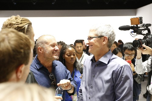 Jony Ive has left Apple