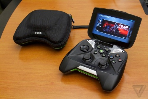 Black Friday 2013: Nvidia Shield for $249.99 with free carrying case