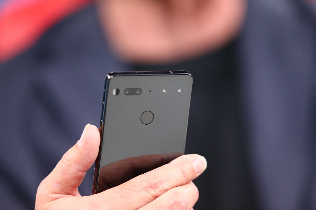 Andy Rubin's Essential is staying quiet on the Essential Phone delay