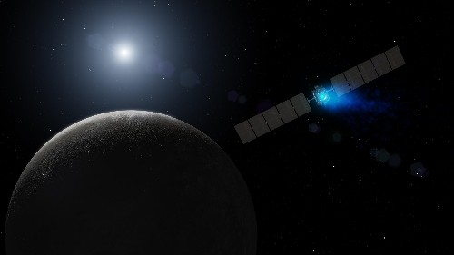 NASA's Dawn probe is about to get into its closest orbit yet around the dwarf planet Ceres