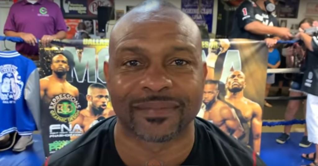 Roy Jones Jr: I know Mike Tyson will do something crazy, I'll do something crazy back