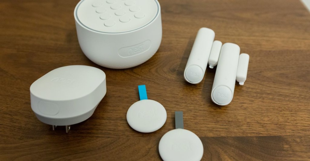 Google discontinues its Google Nest Secure alarm system