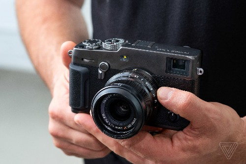 Fujifilm's new X-Pro3 brings analog ideas to a digital camera