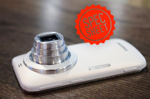 Spec Sheet: the wildest ideas about smartphone cameras