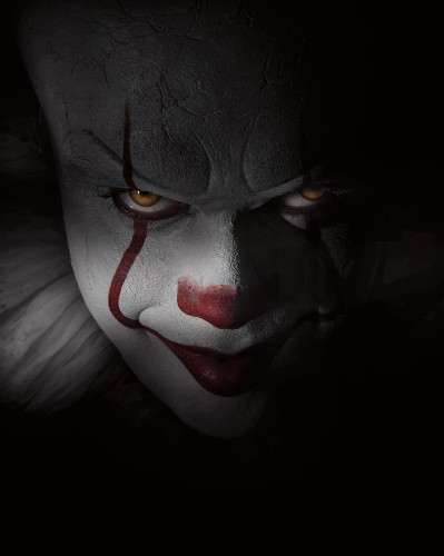 The new Pennywise terrified the young cast of Stephen King's IT reboot