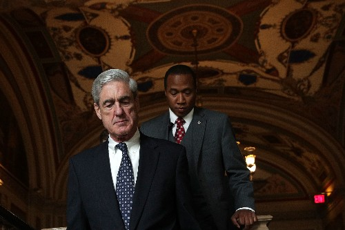 Most Americans don't realize Robert Mueller's investigation has uncovered crimes