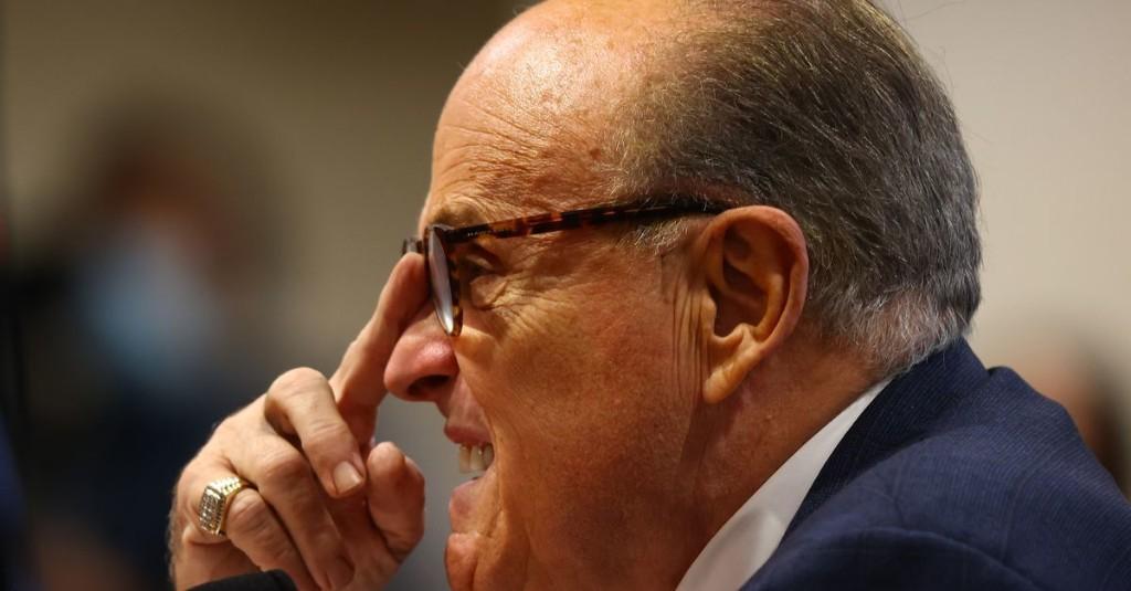 Rudy Giuliani's bizarre legal strategy, in two clips