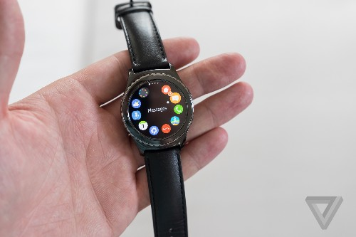 Samsung's Gear S2 is its best-looking smartwatch yet