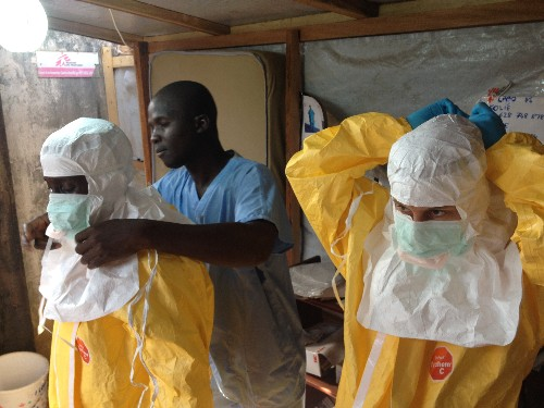 The Ebola outbreak was political — just like every disease outbreak