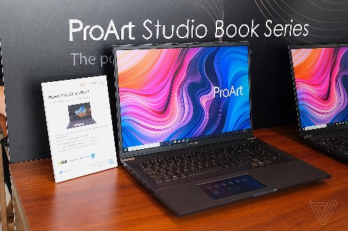 Asus looks to head off 16-inch MacBook Pro with new ProArt StudioBook laptops