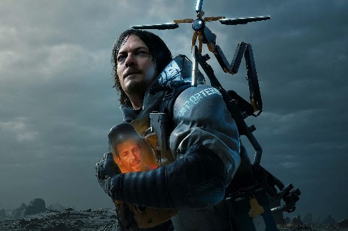 Hideo Kojima is the Adam Sandler of video games