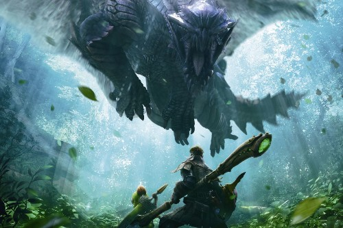 Addicted to Destiny? Give Monster Hunter a shot