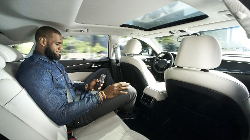 Can LeBron James make us less afraid of self-driving cars?