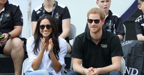 Harry and Meghan's relationship proves the Royal Wedding is sports