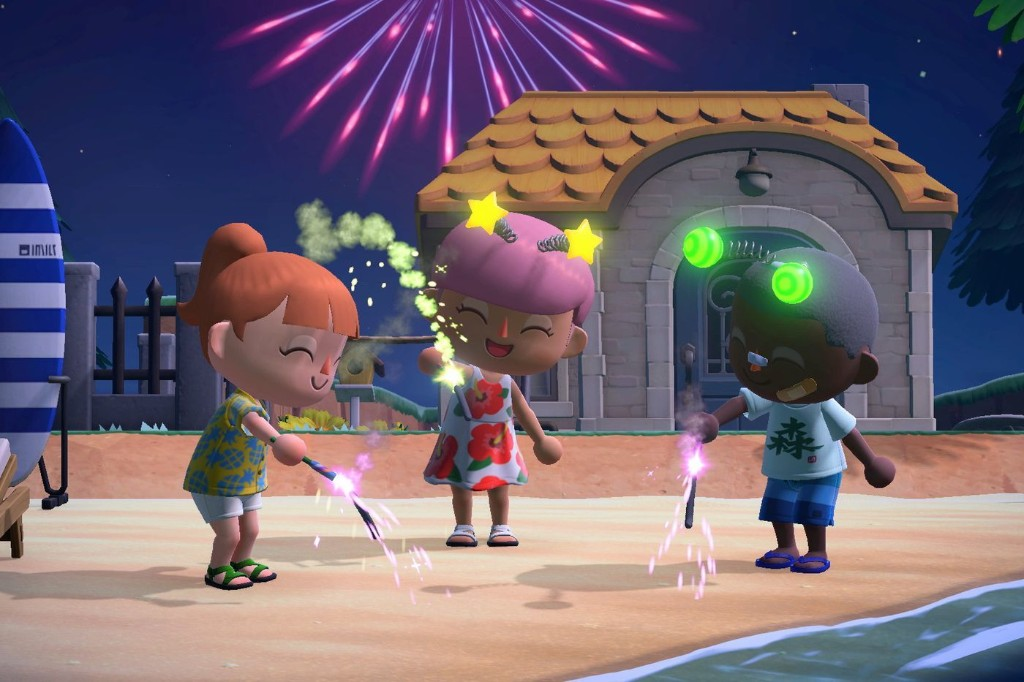 Looks like Animal Crossing is about to get a luck system
