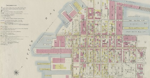 Over 20,000 historical maps are now free to download from the New York Public Library