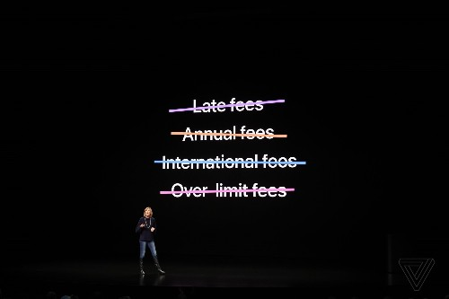 Apple announces Apple Card credit card