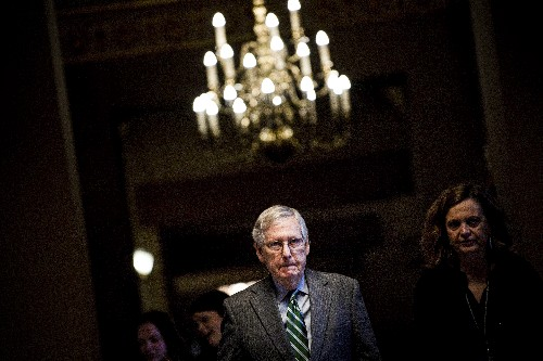 The nihilism of Mitch McConnell