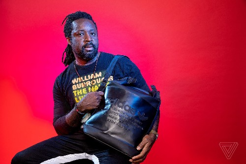 What's in your bag, Marlon James?