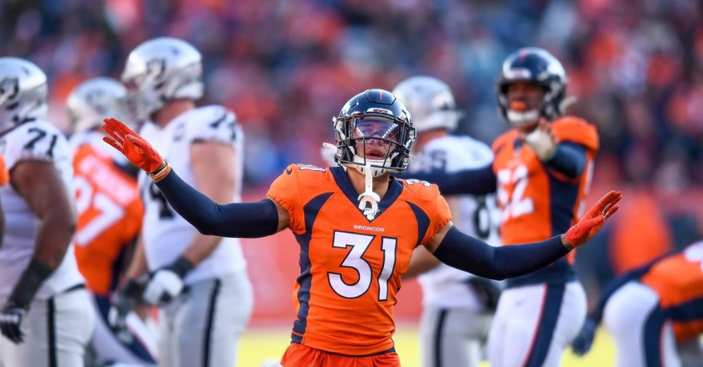 Report: Broncos' safety Justin Simmons accepts his franchise tender