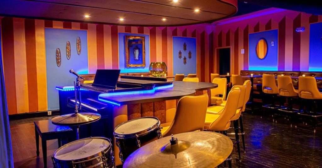 See Inside East Nashville's Retro Piano Karaoke Bar (Minus the Karaoke, For Now)